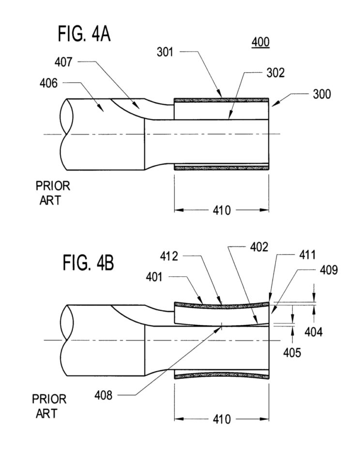 Patent for the Brazed Rotary Cutting Tool