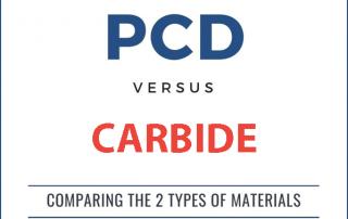 Polycrystalline Diamond (PCD) and Carbide Cutting Tools Comparison